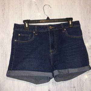 Denim shorts in great condition!
